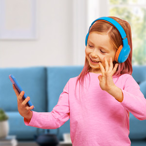 kids heaphones with microphone