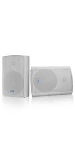 wireless outdoor speakers grey