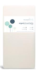 Amazon Com Naturepedic Organic Crib Mattress Classic