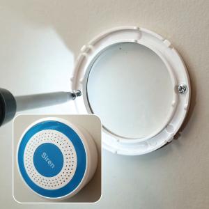 OSI Wireless Strobe Alarm Siren - Install Step 2