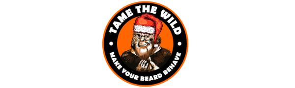 Tame's Beard Straightening Brush Logo