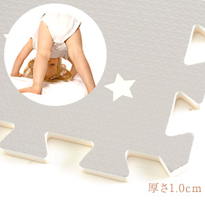 I LOVE BABY ジョイントマット 36枚組 グレースター