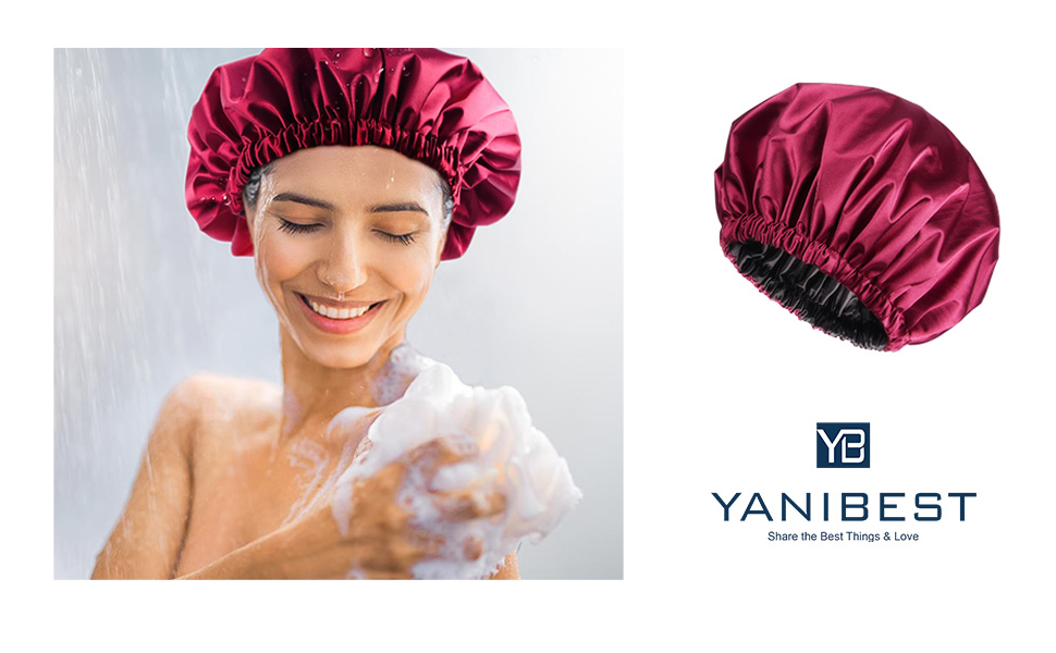 shower cap for women