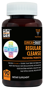 CLINICAL DAILY REGULAR CLEANSE