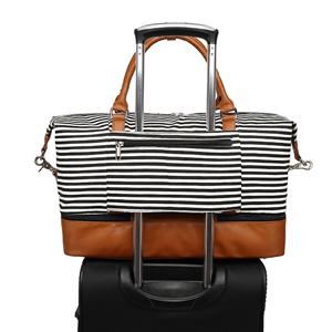 Back Side Luggage Sleeve