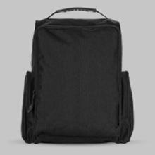 Large Back pocket for brush & towel