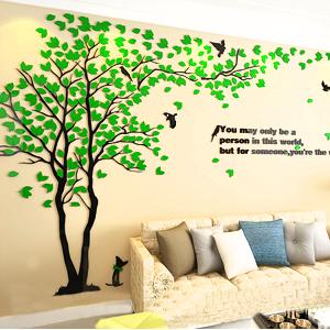 Details about  /3D Ladder Tree 711 Wall Stickers Vinyl Murals Wall Print Deco Art AJ STORE AU