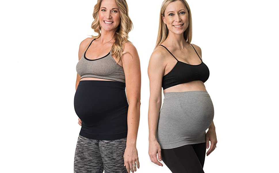 New Mothers Maternity Support Belly Bands Expectant Moms Pregnancy Prenatal Care Plus Size USA Made