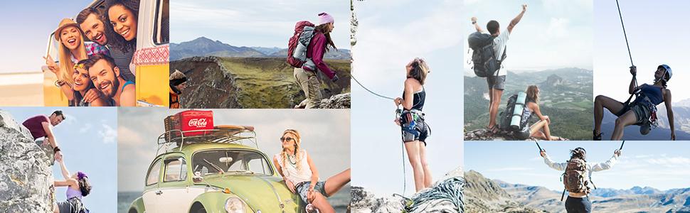 women outdoor hiking sandals