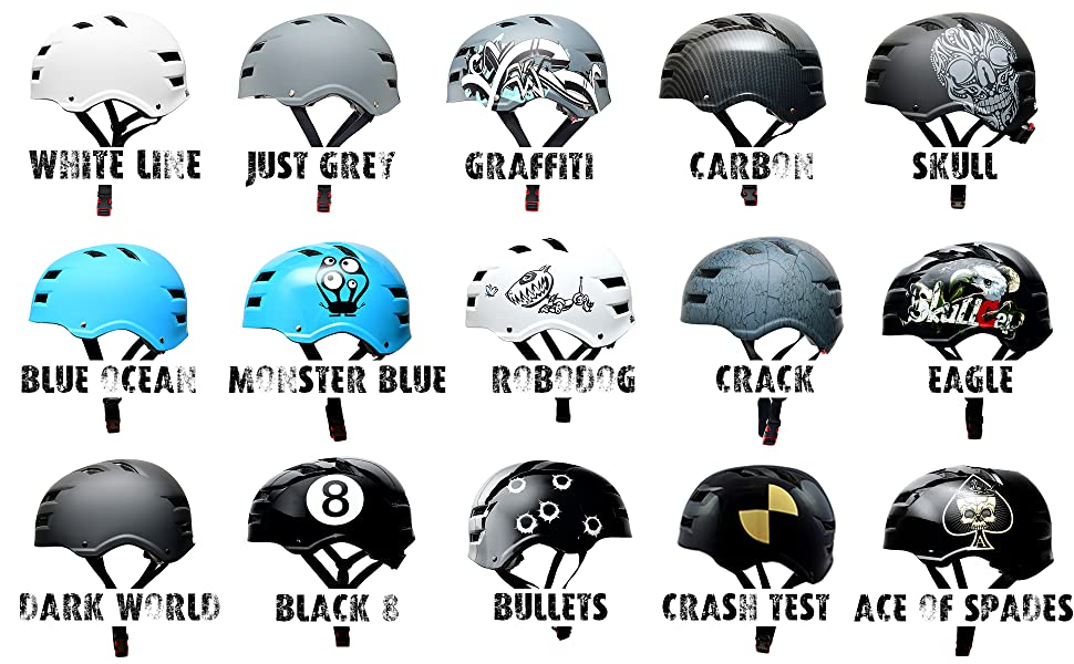 alle Helme