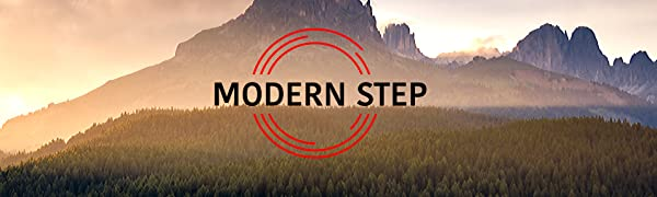 modern step