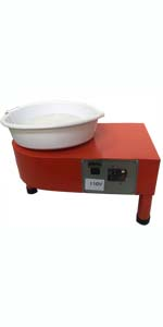 Triangle Red Detachable Pot