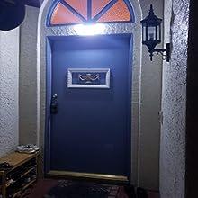 Solar Lights for Front Door