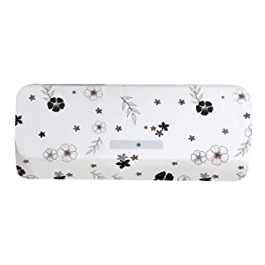 Flower Pattern Ac Cover
