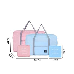 INVODA Foldable travel bag