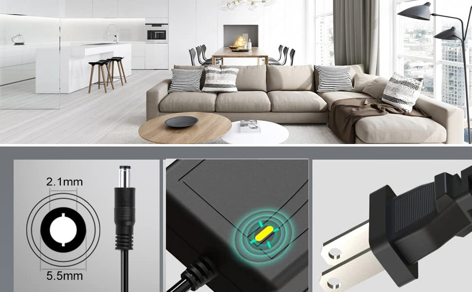 led power supply for home