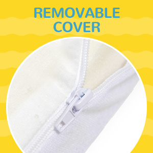 Waterproof and washable cover
