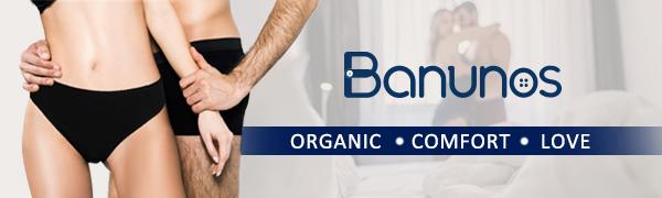 Banunos Underwear for Men and Women