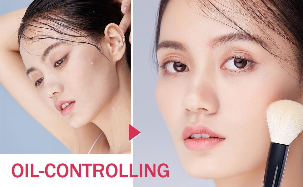 liquid foundation oil-controlling face liquid cream makeup