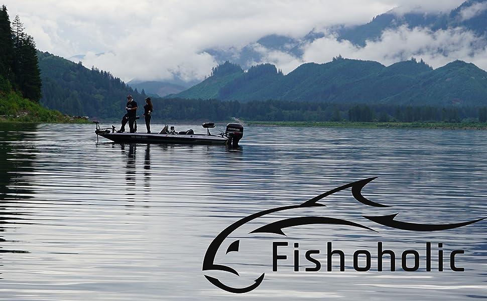 fishaholic fish fishoholic gift for men father day polarized fishing sunglasses bass boonie bucket