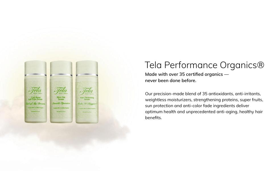 Tela Performance Organics