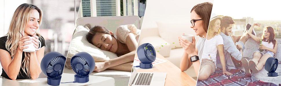 mini usb ventilator