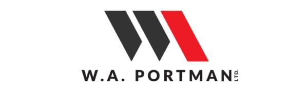 wa portman logo