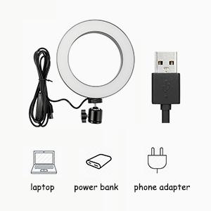 Convenient USB Powered