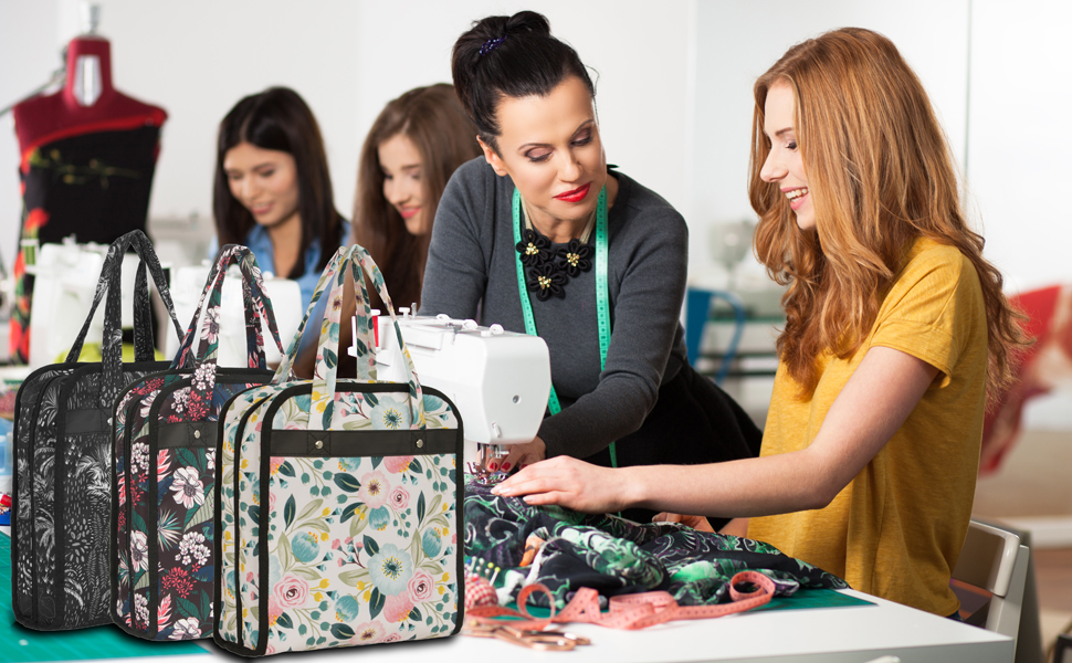 sewing accessories storage bag