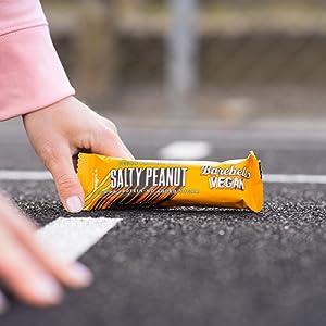 Barebells Salty Peanut Protein bars