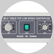 CGOLDENWALL Centrífuga Laboratorio Centrifugadora de Lab (20ml*12 Capacidad, 1795xg Fuerza Centrífuga Relativa Máxima, 4000rpm Velocidad Máxima, 0-60min Temporizador, Tubos incl.): Amazon.es: Hogar