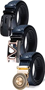 fashion belt for mens big tall leather replacement buckle extra long belt golf boys gift sets father