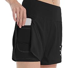 women workout shorts