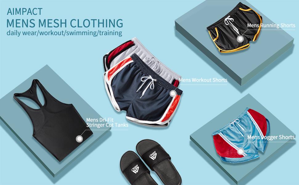 AIMPACT MENS CLOTHING