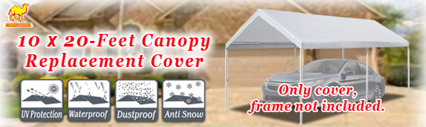 Carport Replacement Cover