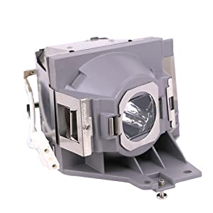 Replacement for Viewsonic Rlc-053 Bare Lamp Only Projector Tv Lamp Bulb by Technical Precision