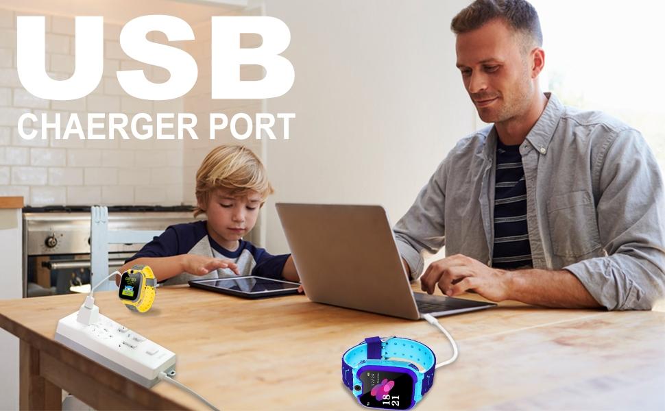 USB CHARGER PORT-More convenient