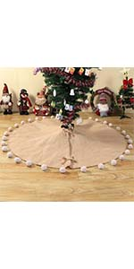 Christmas Tree Skir