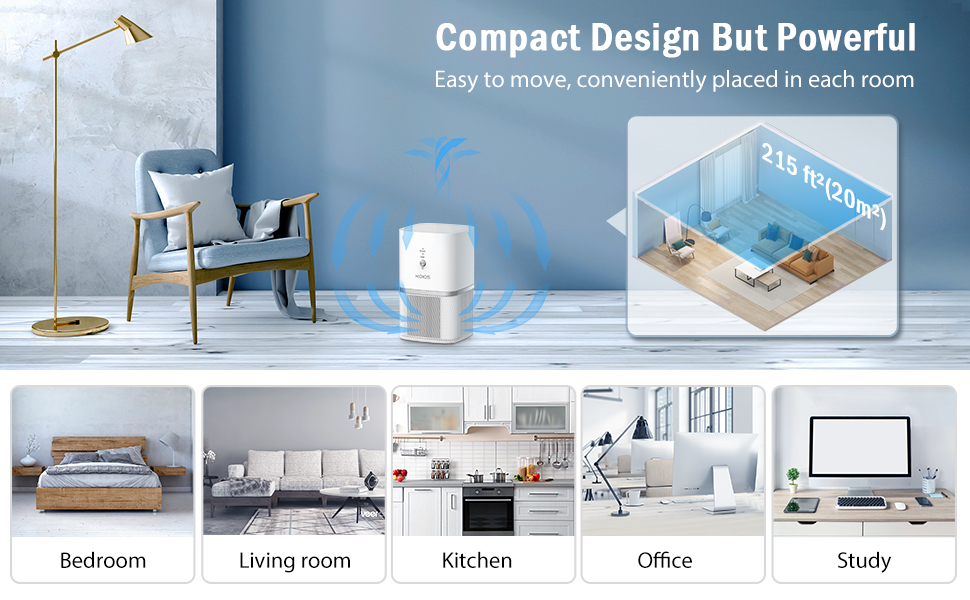 air cleaner for home, bedroom, office
