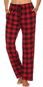 Women Sleep Pants with Pockets