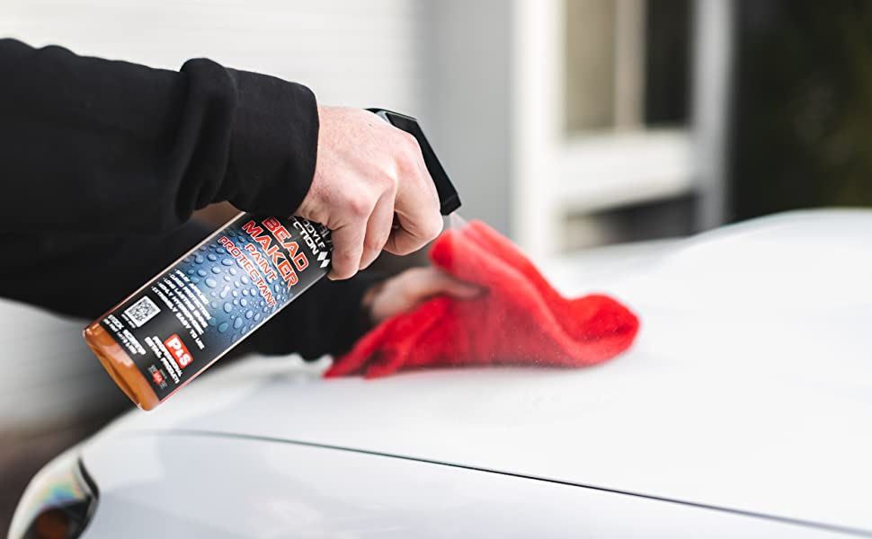 Bead Maker PS P&S Detailing Products Paint Protection Sealant Wax