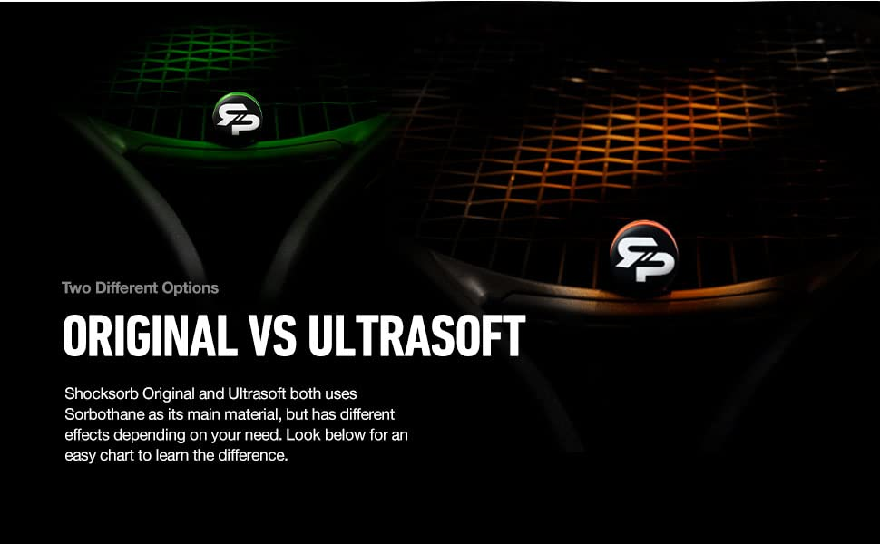 Original vs Ultrasoft