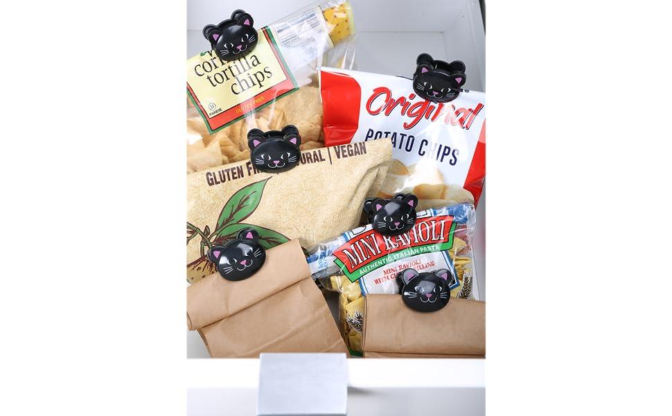 Bag Clips Cats - BC05CA