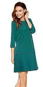 Lemoniade vestito verde