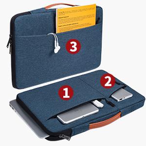 14 inch Waterpoof Laptop Case Sleeve