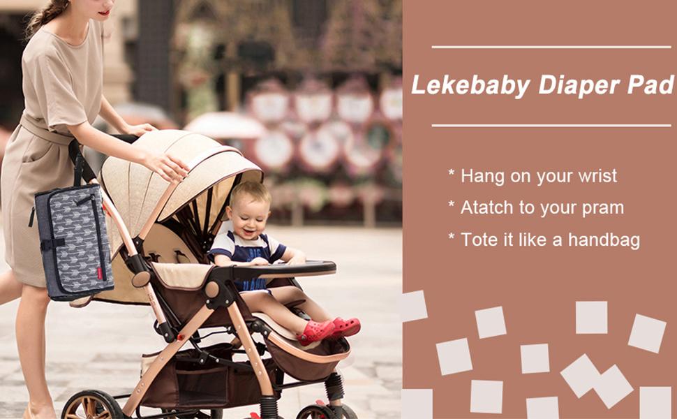 Lekebaby portable changine mats