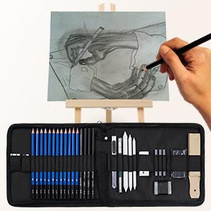 art supplies 33pieces