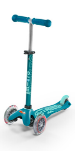 mini deluxe, micro scooter, toddler scooter, kick scooter, micro kick scooter