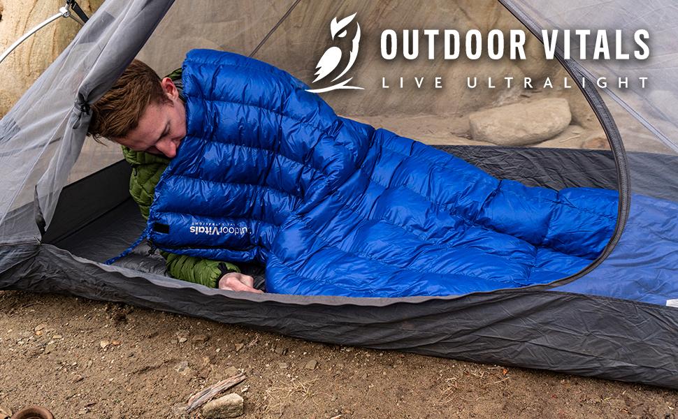 Dual Purpose sleeping bag ultralight down bag down sleeping bag lofttek under quilt hybrid quilt