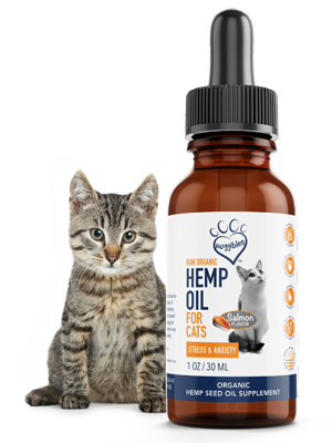 Cat Hemp Oil